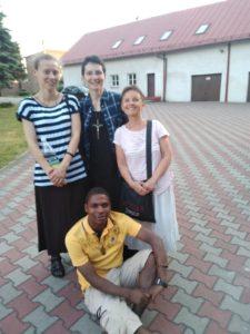 Kiermasz misyjny