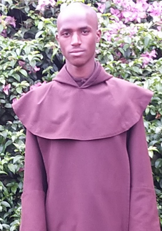 Br. CYPRIEN od Matki Słowa NDAYAMBAJE