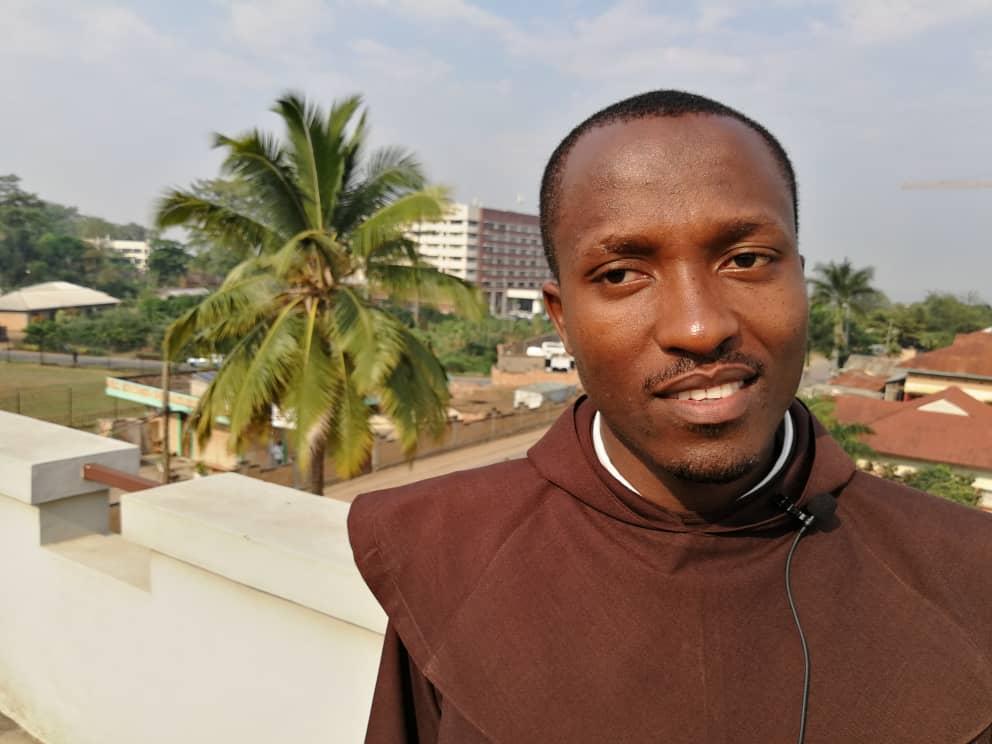 Br. Fabrice Gisubizo od Maryi, Matki Kościoła – I rok