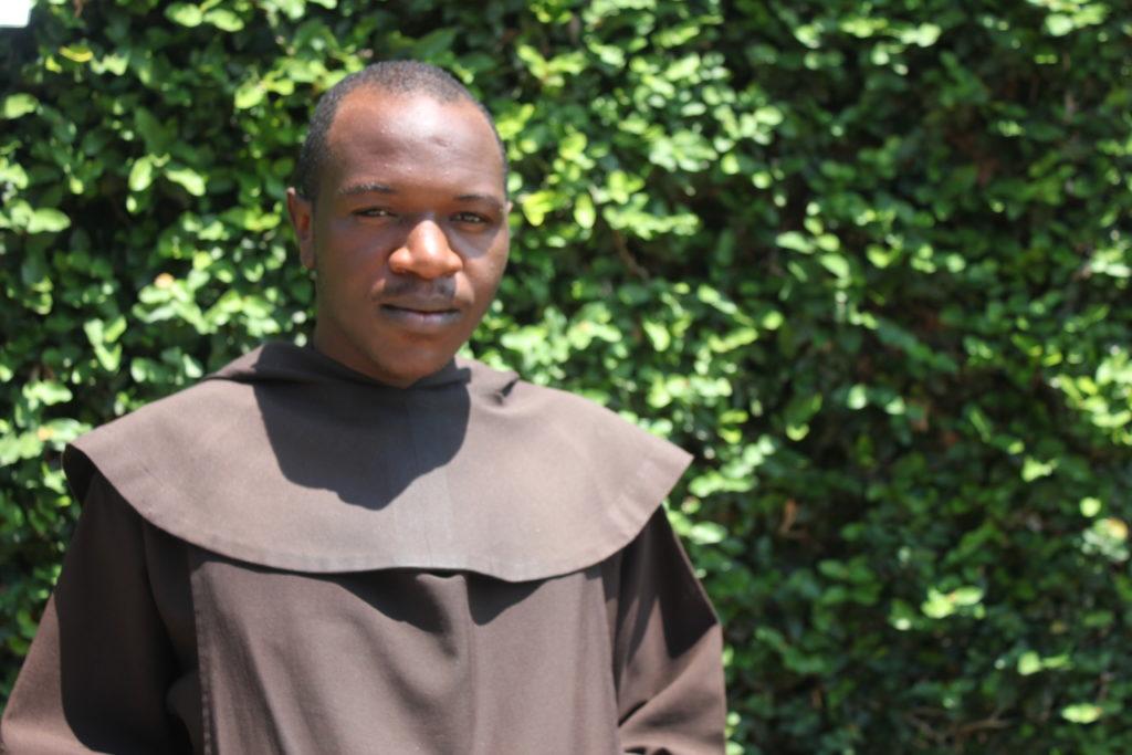 Br. JEAN BAPTISTE od św. Teresy od Dzieciątka Jezus MUTABARUKA