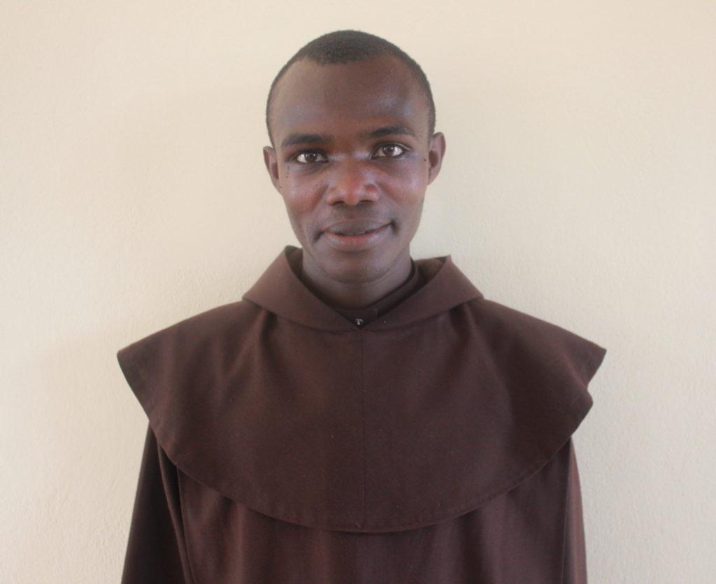 Br. MARIUS od Eucharistii NSAVYIMANA
