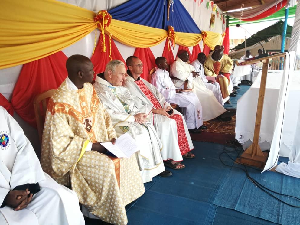 Główne obchody Jubileuszu 50-u lat obecności karmelitów bosych w Burundi i Rwandzie
