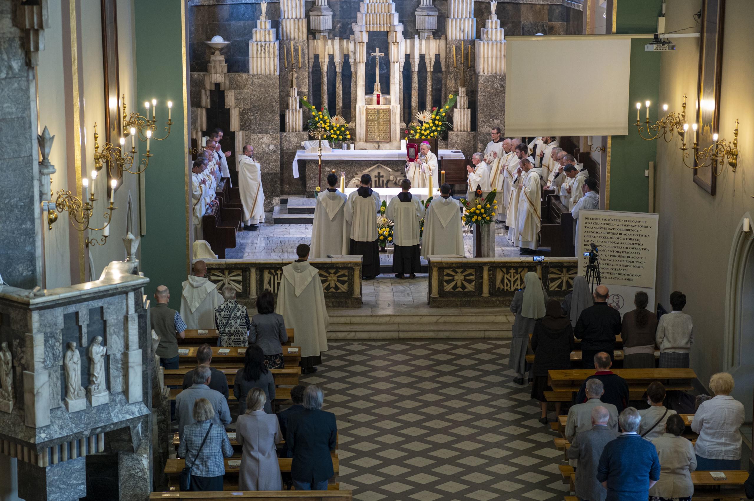 Jubileusz 50-lecia Misji Karmelitańskich w Burundi i Rwandzie 03.10.2021 r.