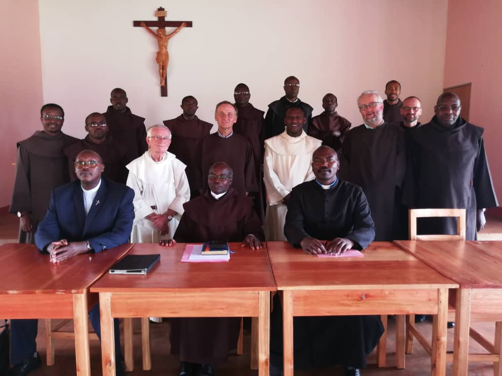 II Kongres kapitularny Wikariatu regionalnego Burundi - Rwanda 20-25 kwietnia 2021